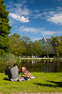 Vondelpark in Summertime