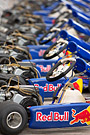 Red Bull Racing Go-karts